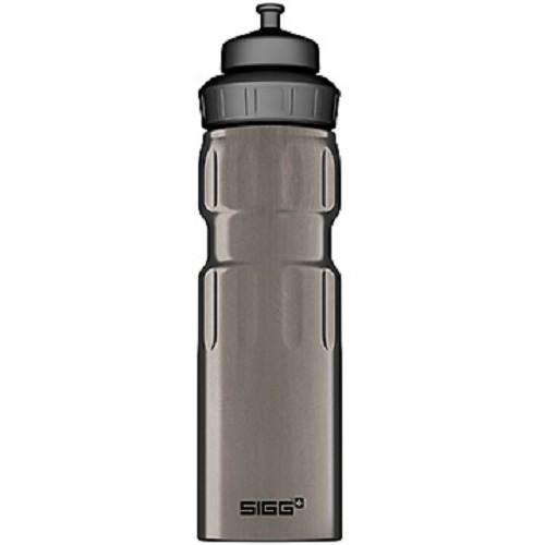 SIGG Water Bottle WMB Sport 750ml [SIG075823400] - Smoked Pearl - Sport Water Bottle / Botol Minum